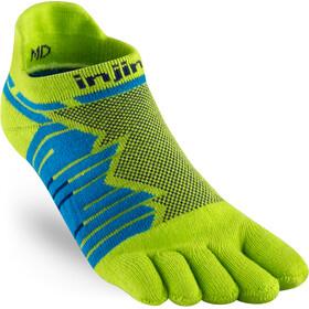 Injinji Ultra Run No-Show Socks No-Show Lime